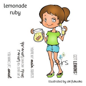 Image of Lemonade Ruby