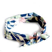 Image of Vintage Floral Headscarf - Tori