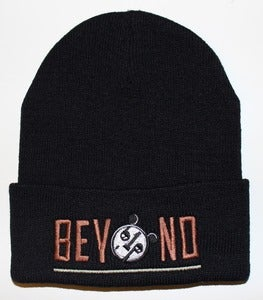 Image of Black Beyond beanie (brown/olive)