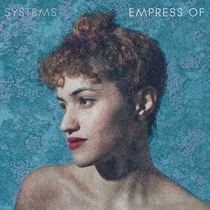Image of TR016 - Empress Of - Systems EP