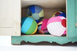 Image of Playful Pillow Ball