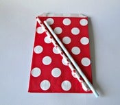 "Image of Party Bags ""Dots"" Rojas"