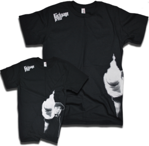 "Image of Robert De Niro ""Don Vito"" tee by Backpage Press"