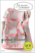Image of Urban Winter ~ Pattern #111 (Paper Pattern)