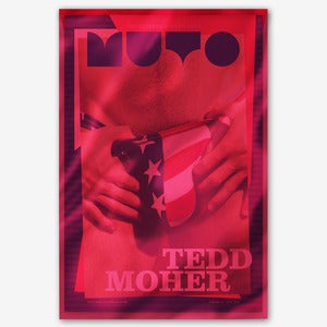 Image of MUTO VOL.8 — TEDD MOHER (Collector's Edition)
