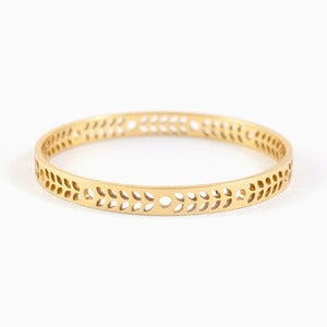 Image of Harvest Bangle | Golden
