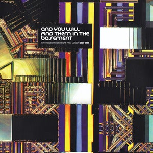 Image of And You Will Find Them In The Basement LP (dsr072LP) - 300 copies - purple vinyl