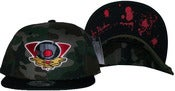 Image of Joe Rocken Signature Ed. Camo Snapack Hat
