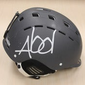 Image of ABD VINYL LOGO STICKER