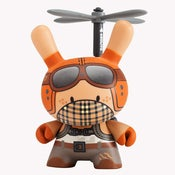Image of Post Apocalypse Dunny Series 3-Inch  by Huck Gee