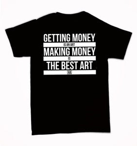 "Image of Hooligan Academy ""Money Machine"" : Tee"