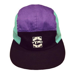 Image of Yoghurt Warrior - 5 Panel Camp Cap