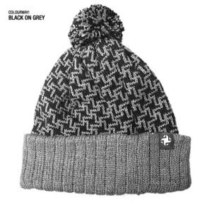 Image of Hand Knitted Bobble Beenie - SOLD OUT