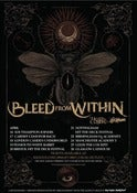 Image of BLEED FROM WITHIN ALBUM LAUNCH TICKETS!!!