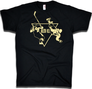 Image of Brooks Orpik / Ovechkin &quot;Unleash Hell&quot; tee by Backpage Press