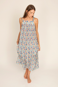 Image of Maddy Dress, Rainbow Print