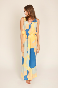 Image of Milly Dress, Jigsaw Print