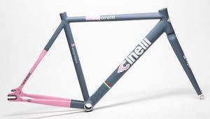 Image of quadro Cinelli Vigorelli rosa/cinza 2013