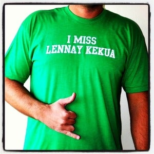 Image of Lennay Kekua shirt