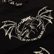 Image of In To The Dark Dragon T Shirt