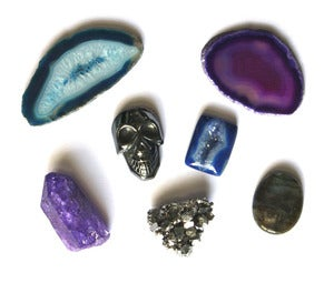 Image of Gemstone Magnet Set (v69)