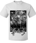 Image of White HAARP Doomsday T Shirt