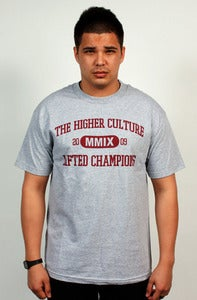 Image of Lifted Champions Tee (Grey)