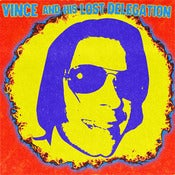 "Image of Vince & His Lost Delegation 12"" EP (SDZ 015)"