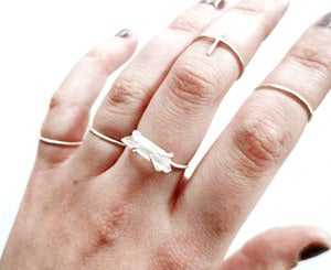 Image of EVE'S LITTLE SECRET - ring