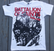 Image of Battalion of Saints-Second Coming T-shirt
