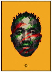 Image of A Tribe Called Quest Tribute - Q-Tip
