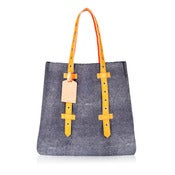 Image of Underwater Deep Blue Tote Bag