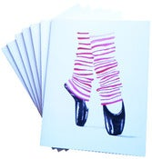 Image of Ballet Note Cards
