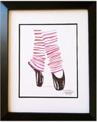 Image of Ballet Shoes Art Print