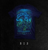 Image of 'Risen' T-Shirt (navy blue)