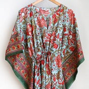 Image of Anokhi Cotton Kaftan