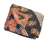 Image of Vintage Kantha Throw | Mars