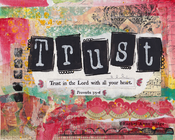 Image of Proverbs 3:5-6 Trust