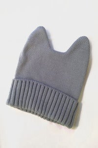 Image of cat ears beanie hat by A Lice