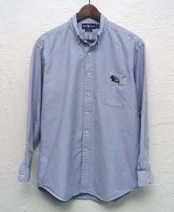 Image of Ralph Lauren oxford shirt (L) #4
