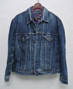 Image of Levis denim jacket (XL)