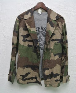 Image of French F2 Camo jacket (M) #2