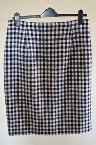 Image of Vintage Rena Rowan Pencil Skirt {Size 16W}