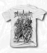 Image of White Beckoning Oblivion T-Shirt
