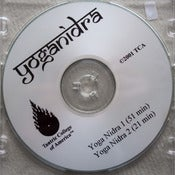 Image of Yoga Nidra CD with Dharmanidhi