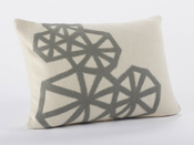 Image of Pinwheel Applique Pillow