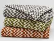 Image of Zigzag Matelasse Coverlet