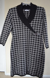 Image of Calvin Klein Sweater Dress {Size XL}