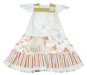 Image of PRINCESS VINTAGE SIZE  5 TO 6 YEARS