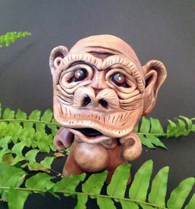 Image of Baby Chimp Toy Set